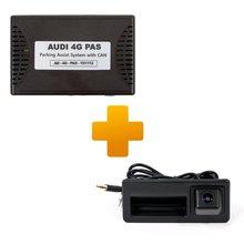Комплект для подключения камеры заднего вида в Audi A3 - Краткое описание