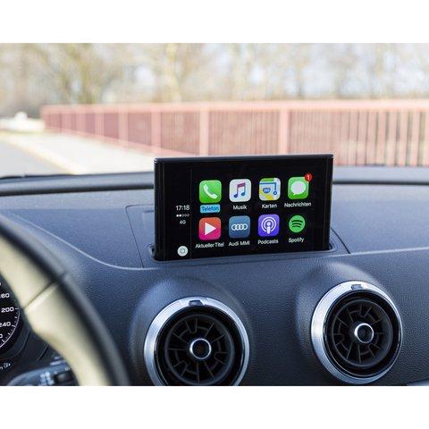Адаптер с функциями Android Auto и CarPlay для Audi A6 и A7 2016 2018 г.в.