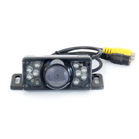 Universal Car Rear View Camera GT S617 with IR Lighting