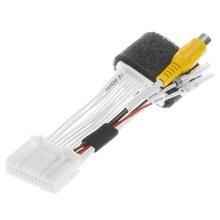 Cable para conectar cámara en automóviles Lexus con sistema multimedia Enform GEN8 - Descripción breve