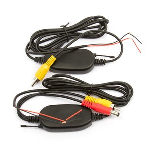 Car Camera Transmitter and Receiver