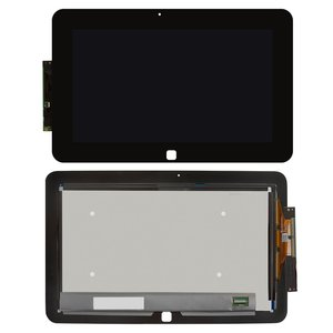 LCD for Dell XPS 10 Tablet, (black, with touchscreen)