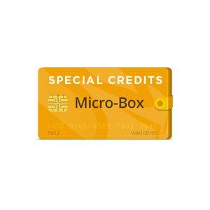 Micro-Box Special Credits