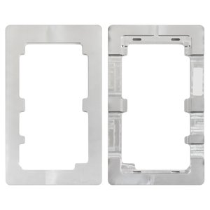 LCD Module Mould for Samsung A700F Galaxy A7, A700H Galaxy A7 Cell Phones, (for glass gluing , aluminum)