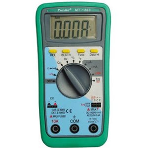 Digital Multimeter Pro'sKit MT-1260