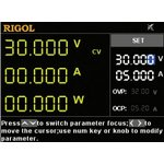 Software RIGOL HIRES-DP700 para fuentes de alimentación de seie RIGOL DP700