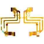 Шлейф Sony DCR-HC7, DCR-HC9, DCR-SR10, DCR-SR220, HDR-HC5, HDR-SR10E, для дисплея