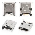 Коннектор зарядки для Acer Iconia Tab B1-A71, 5 pin, micro-USB тип-B