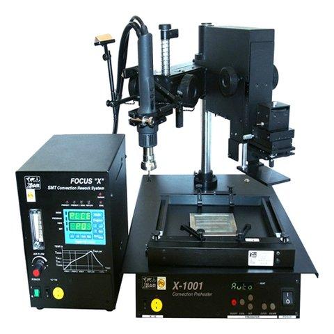 Ремонтная cистема BOKAR X FineRework SP2 AL IL