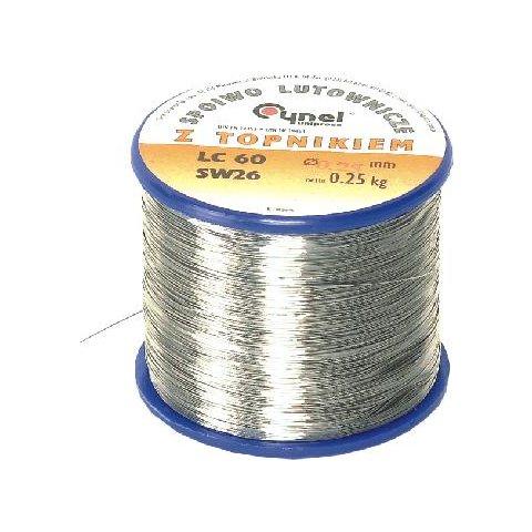 Припій Cynel LC60 0.25 0.25