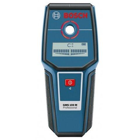 Детектор проводки і металів Bosch GMS 100 M Professional