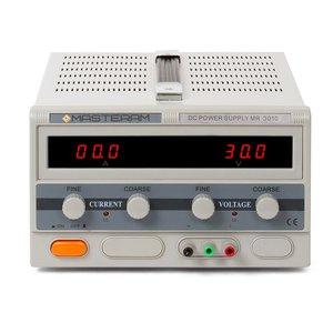 Регулируемый блок питания Masteram MR3010