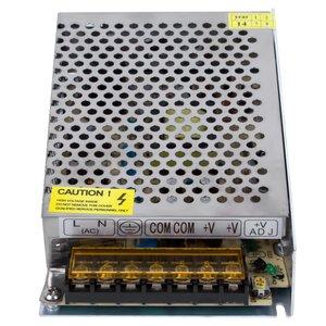 Блок живлення для світлодіодних стрічок 12 В, 8.3 А (100 Вт), 110-220 В