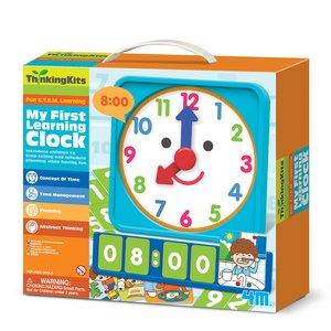 STEAM-набор 4М Мои первые часы