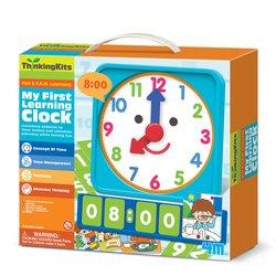 STEM-набір 4М Мій перший годинник 00-04689