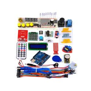 Стартовий набір Arduino Starter Kit RFID на базі UNO R3 + посібник користувача