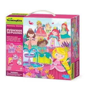 3D-пазл 4M Принцеси 00-04718