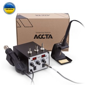 Hot Air Rework Station Accta 401A (110 V)