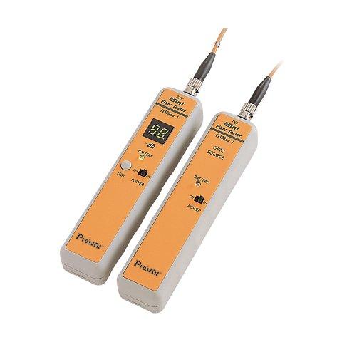 Mini Fiber Optic Cable Tester ST Type Pro'sKit 3PK NT018S ST