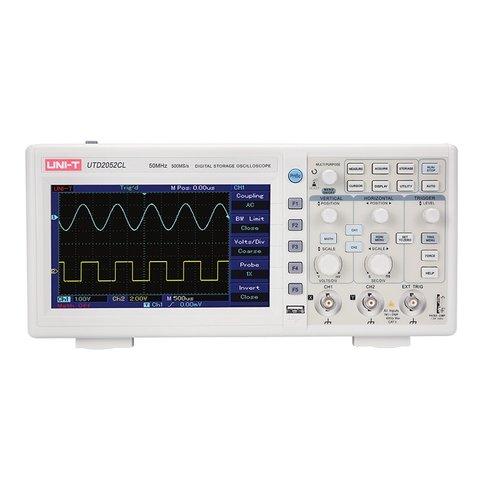 Dual Channel Digital Oscilloscope UNI-T UTD2052CL