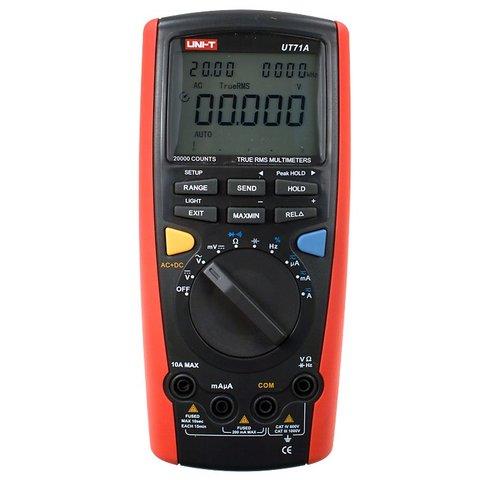 Digital Multimeter UNI T UT71A