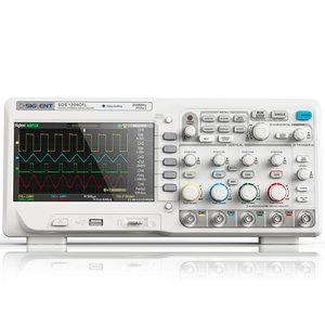 Digital Oscilloscope SIGLENT SDS1204CFL