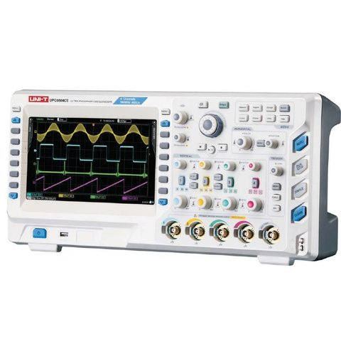 Ultra Phosphor Digital Oscilloscope UNI T UPO5204CS