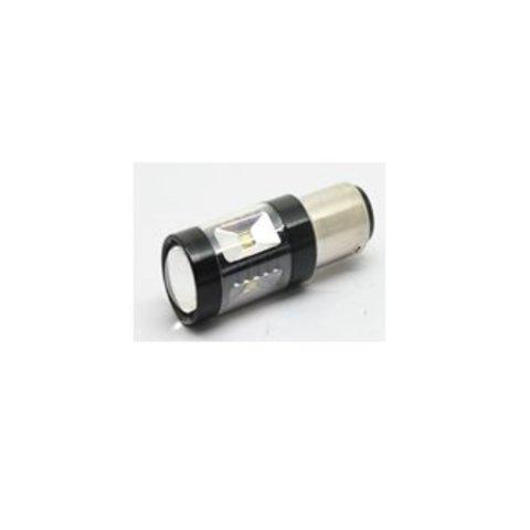 Car Rear End Brake Reverse LED Lamp UP 7G 1156FWB 30W(BA15S  white, 12 24 V