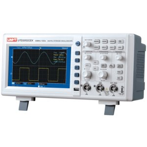 Цифровой осциллограф UNI-T UTD2052CEX