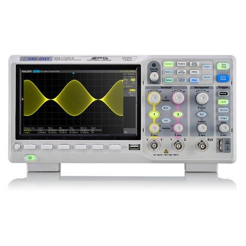Super Phosphor Oscilloscope SIGLENT SDS1072X E