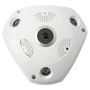 Cámara IP inalámbrica MWCVR01 (960p, 1.3 MP, ojo de pez)