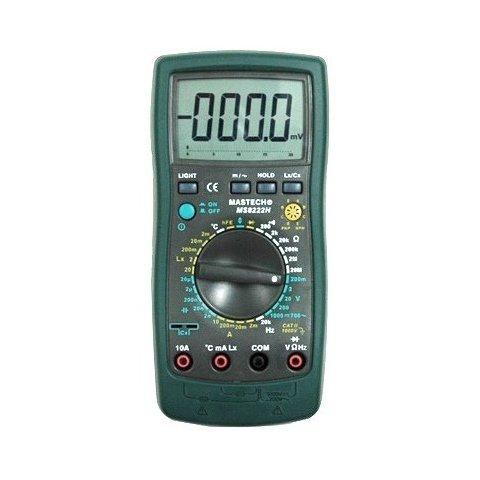 Digital Multimeter MASTECH MS8222G