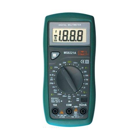 Digital Multimeter MASTECH MS8221A